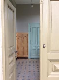 Eingang Wohnung Gretl