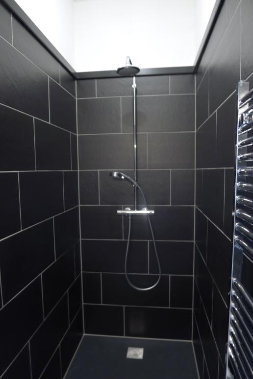 Bodengleiche Dusche im Bad